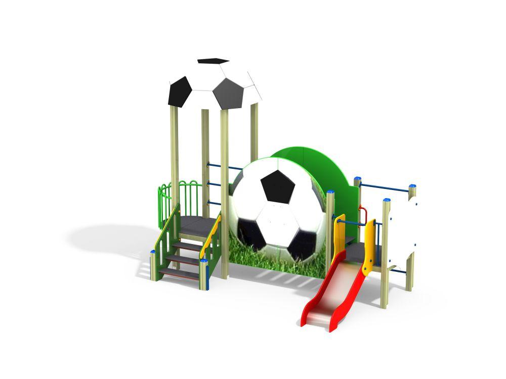 Детский игровой комплекс Н=700 мм (-Цветовая схема)
