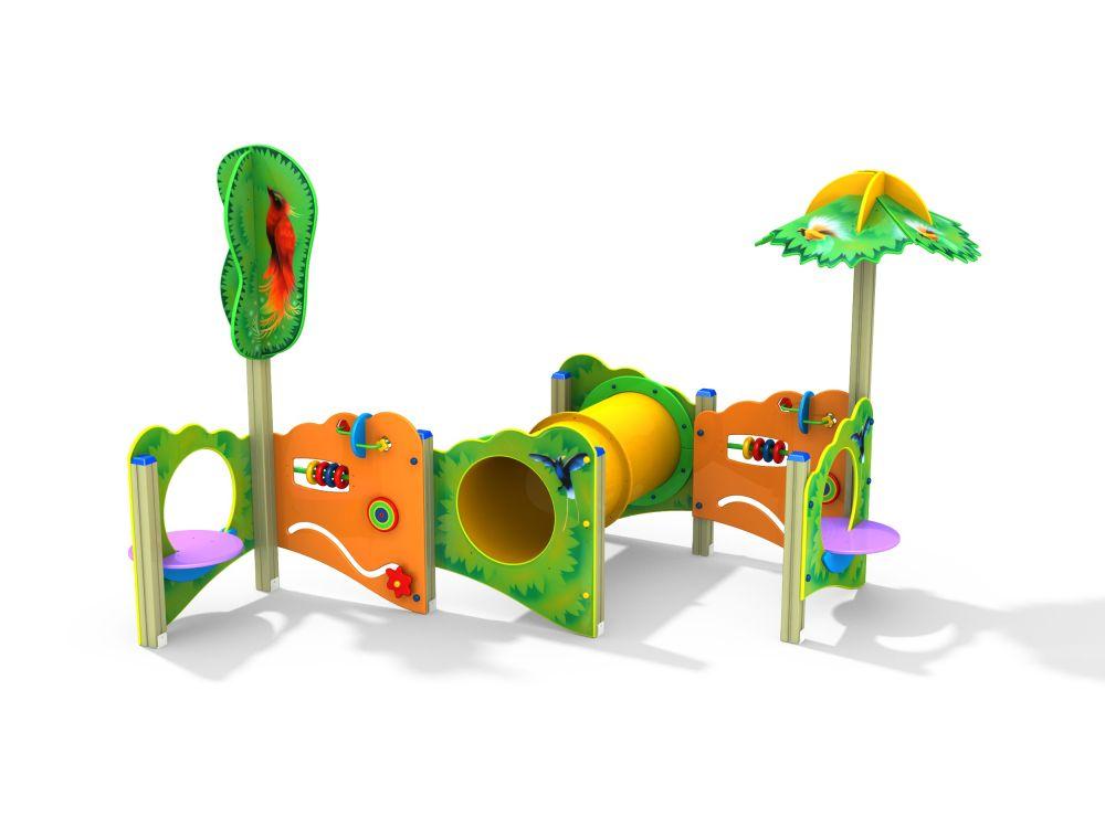 Песочный дворик (-Цветовая схема)