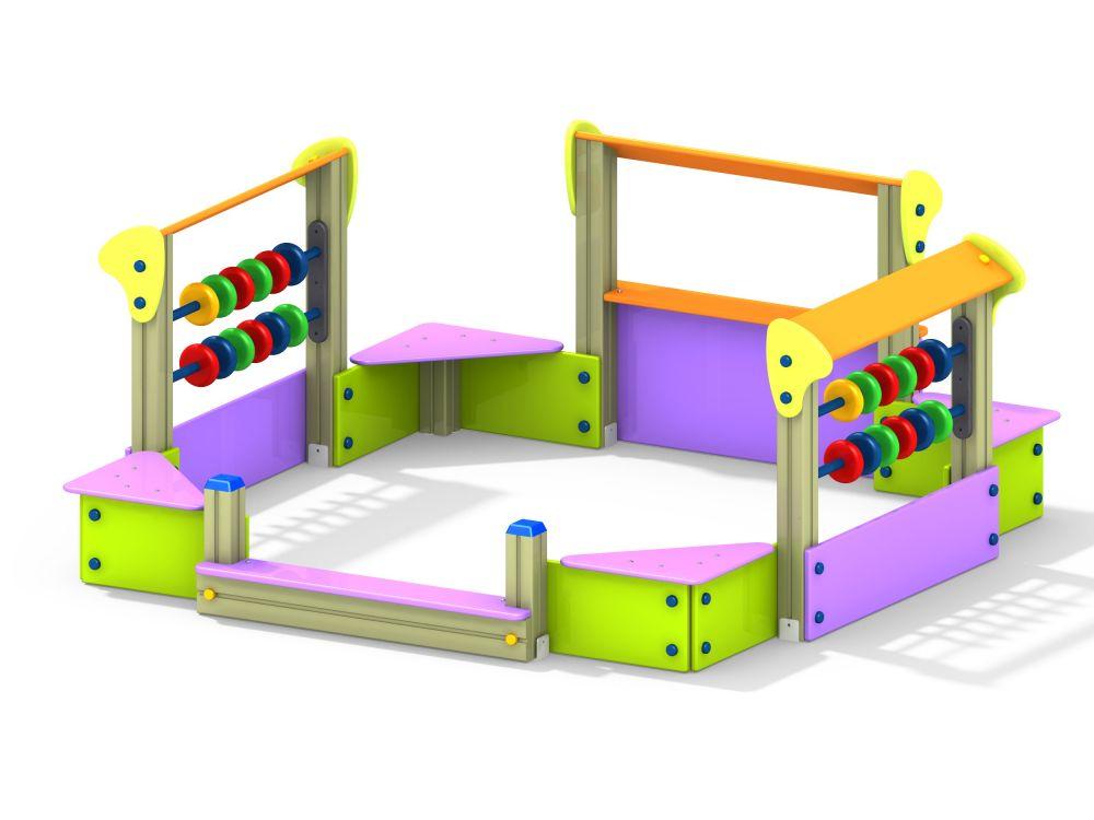 Песочница со счетами (Цветовая схема -с26/8,32)