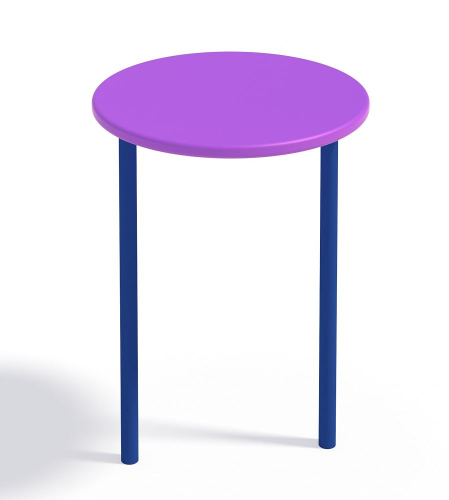 Столик для песочницы круглый (Цветовая схема -с26/8,32