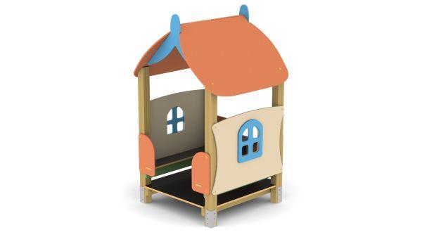 Домик для детской игровой площадки